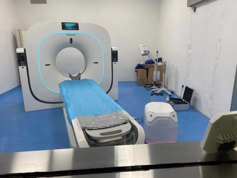 CT室终末消毒