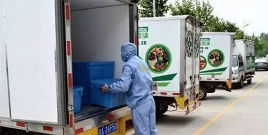 进口冷链消毒服务:过氧化氢如何为食品加工行业消毒